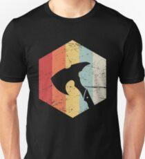 Retro Viking Axe Icon T-Shirt