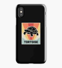 TORTOISE - Vintage 70s Style Poster iPhone Case/Skin