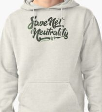 Save Net Neutrality Pullover Hoodie