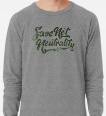 Save Net Neutrality Lightweight Sweatshirt