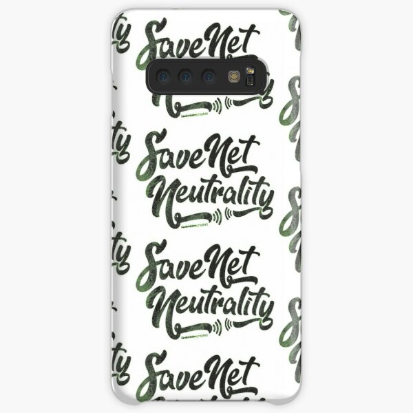 Save Net Neutrality Samsung Galaxy Snap Case