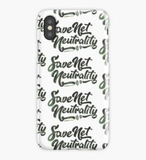 Save Net Neutrality iPhone Case