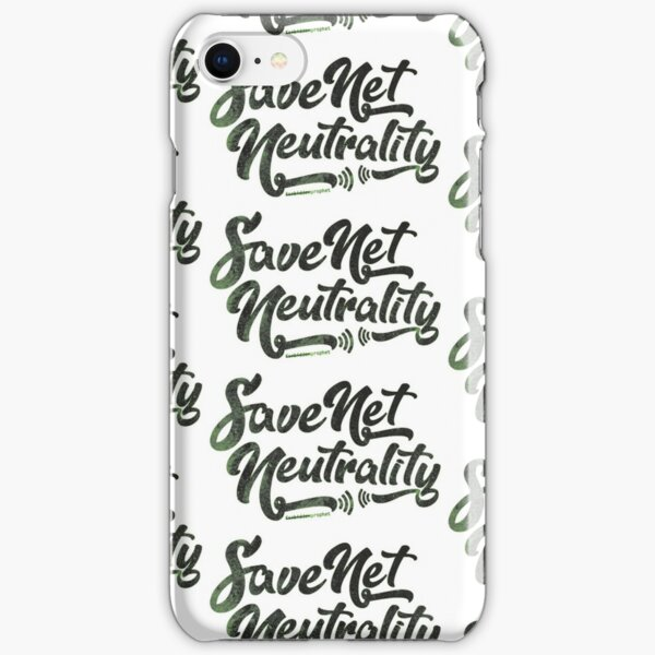 Save Net Neutrality iPhone Snap Case