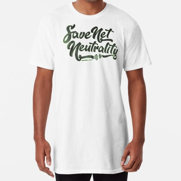 Save Net Neutrality Long T-Shirt