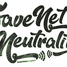 Save Net Neutrality by KUSH COMMON