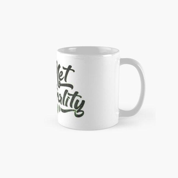 Save Net Neutrality Classic Mug