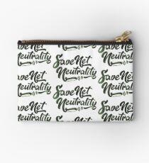Save Net Neutrality Studio Pouch