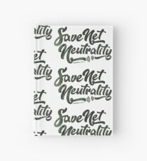 Save Net Neutrality Hardcover Journal