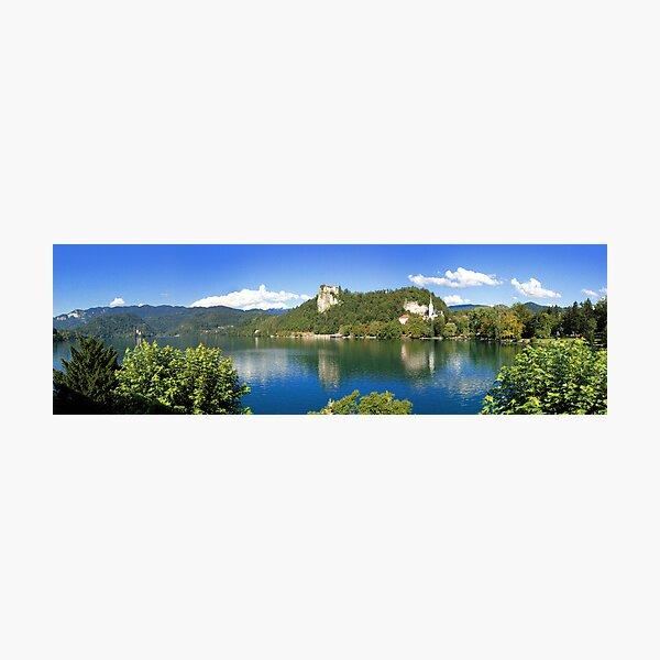 LAKE BLED, SLOVENIA Photographic Print