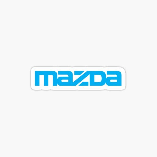 Mazda Pegatina
