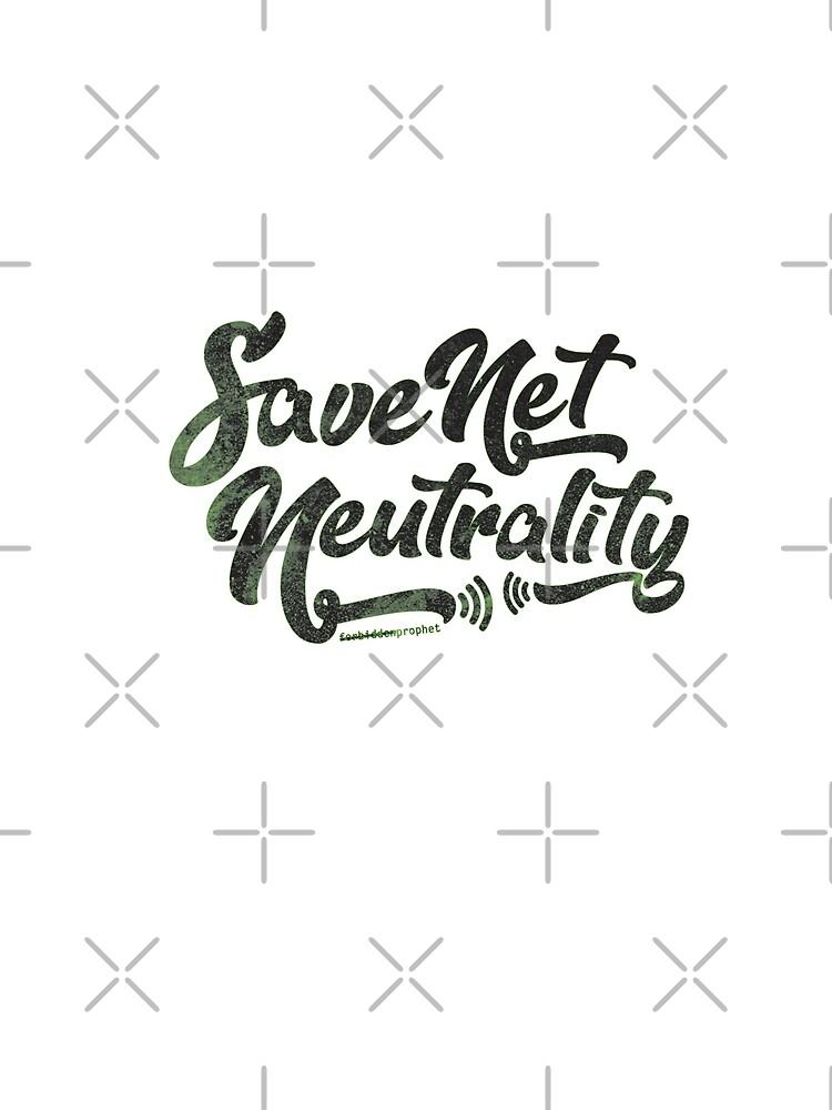 Save Net Neutrality by kushcommon