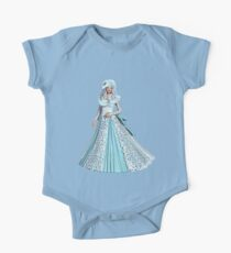barbie inspired snow queen Kids Clothes