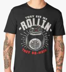 They BB-H8in Men's Premium T-Shirt