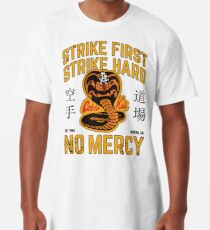 Cobra Kai - Strike First, Strike Hard Longshirt
