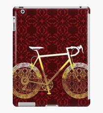 Golden Bicycle iPad Case/Skin
