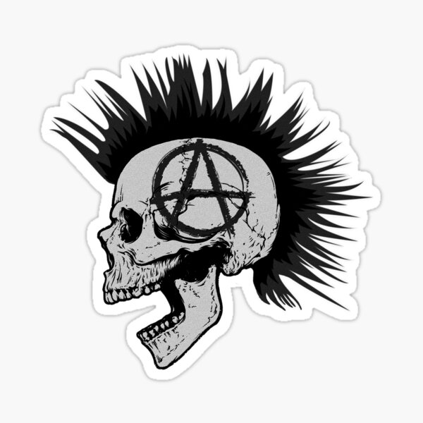 MOHAWK Sticker