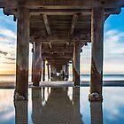 Seaford Pier by susanzentay