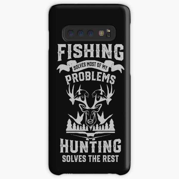 Funny Fishing and Hunting Samsung Galaxy Snap Case