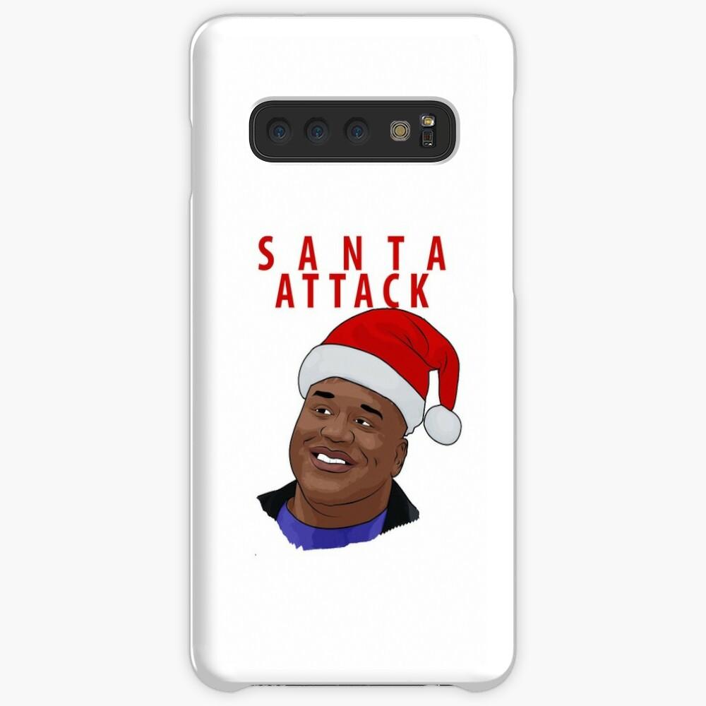 Santa Attack Case & Skin for Samsung Galaxy