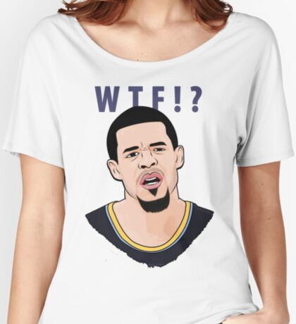 WTF!? Women's Relaxed Fit T-Shirt