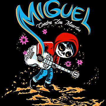 Miguel VS The Dead by PrimePremne