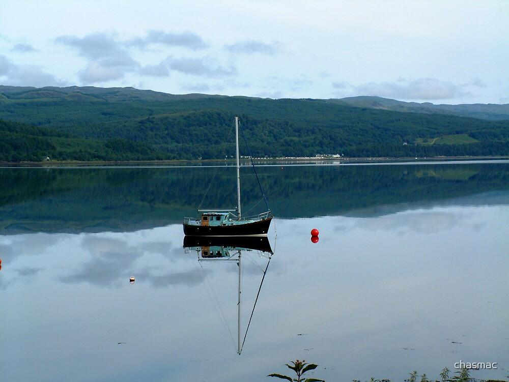 Strachur Bay loch Fyne Scotland 3 by chasmac