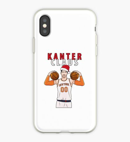 Kanter Claus iPhone Case