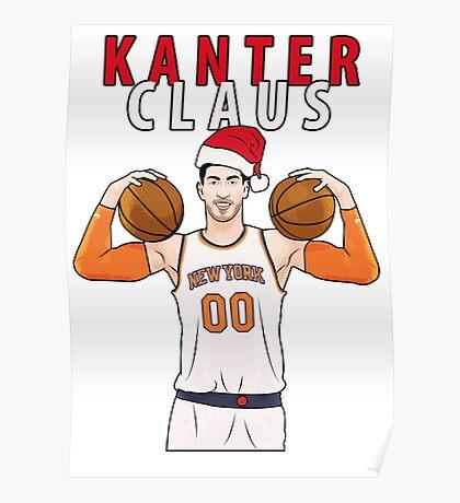 Kanter Claus Poster