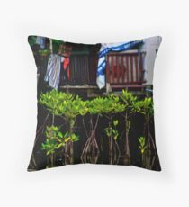healt system Throw Pillow