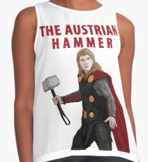 The Austrian Hammer Kontrast Top