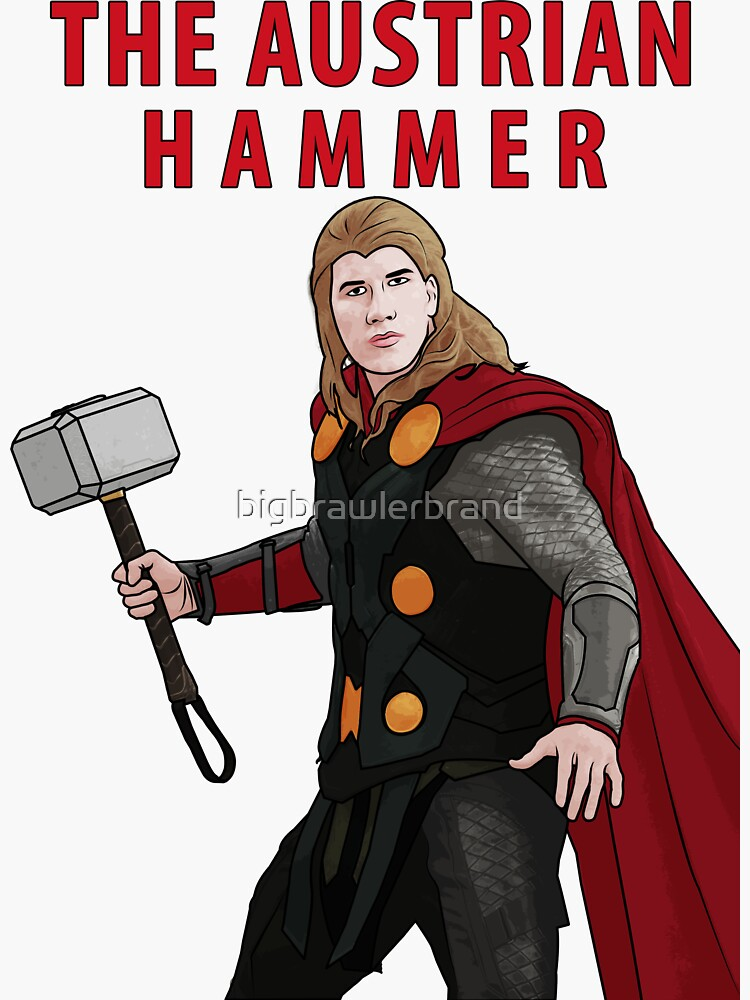 The Austrian Hammer by bigbrawlerbrand