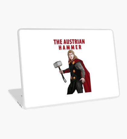 The Austrian Hammer Laptop Skin