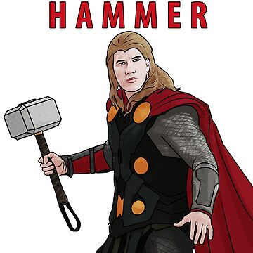The Austrian Hammer by bigbrawlerbrand
