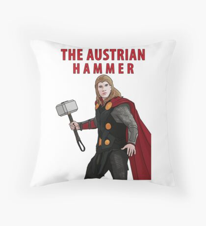 The Austrian Hammer Floor Pillow