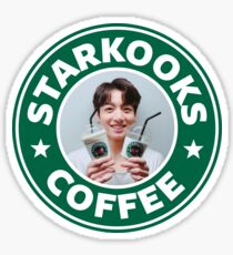 Starkooks Coffee Sticker