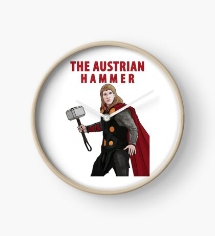 The Austrian Hammer Clock