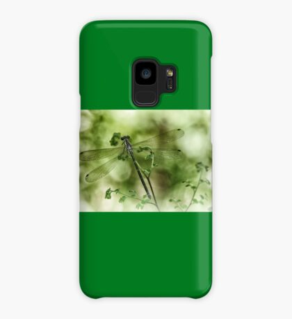 A tiny one hidden in the green by the pond Case/Skin for Samsung Galaxy