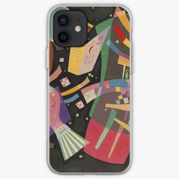 Vasily Kandinsky Composition X (10) iPhone Soft Case