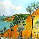 On Waiheke Island by Gary Shaw