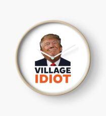 Village Idiot  Clock