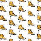 My Yellow Boot by SleepyDogDesign