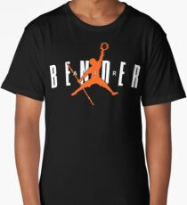 Just Bend It Long T-Shirt