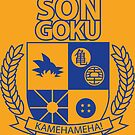 Son Family Crest by Cosmodious