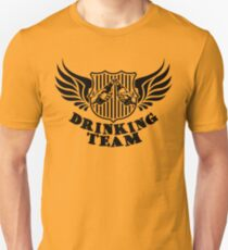Drinking Team Unisex T-Shirt