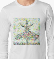 THE WHIRLING SUFI Long Sleeve T-Shirt