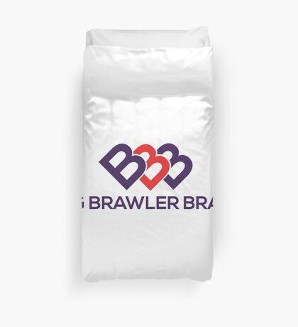 Big Brawler Brand Duvet Cover