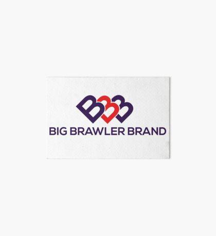 Big Brawler Brand Art Board
