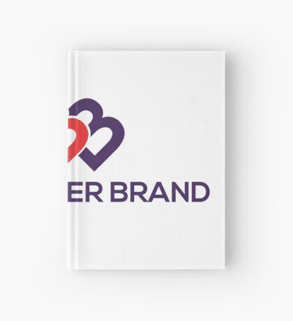 Big Brawler Brand Hardcover Journal