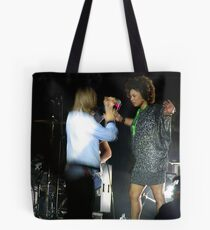 Sneaky Sound System Tote Bag