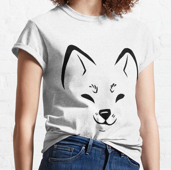 Shiba Inu Camiseta clásica